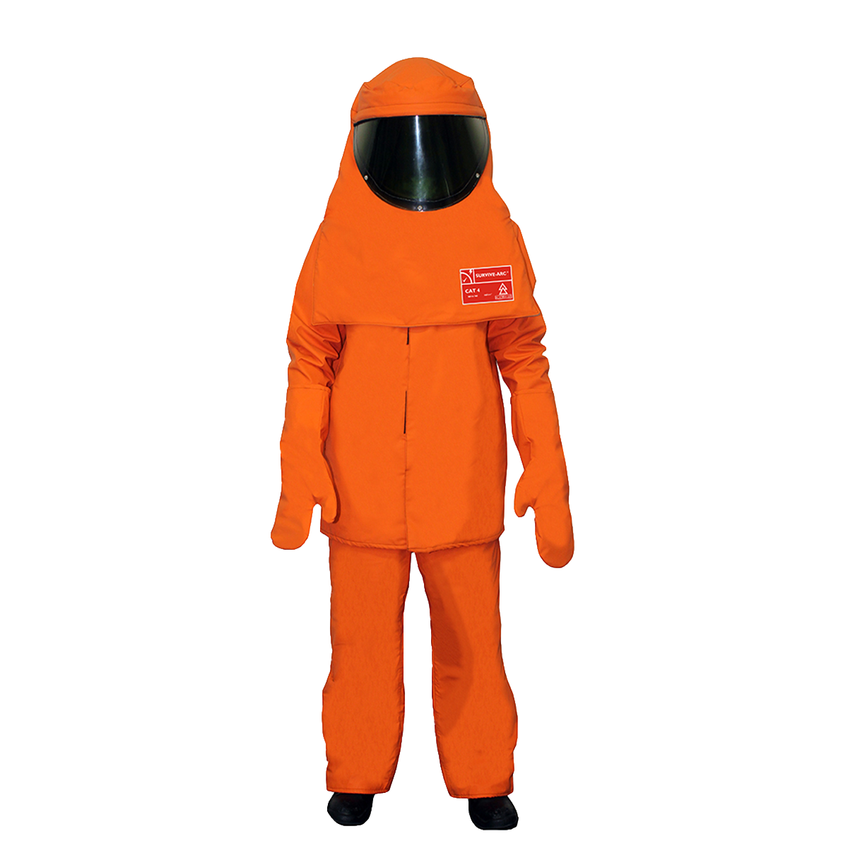 Workplace Safety Survive Arc Oil Switching Suit 60 Cal Cm2 Jaket Dnd Cn7